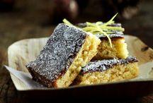 Desserts/Food