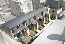 Architectural: Block Housing / Block Housing schemes