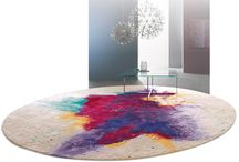 Stardust / An explosive collection of rugs inspired by the Holi Festival of Colour
