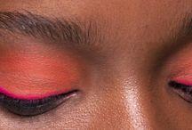 Carnaval - Makes / Várias referências de makes com mulheres negras. Porque é difícil demais achar inspiração de maquiagem em mulher preta, xessuis! O foco é carnaval. <3