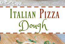 Baking-Pizza Dough