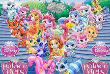 Disney Palaces Pets