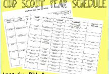 cub scout leader / by Amy Paul