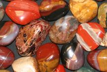 Rocks, Geology and crystals