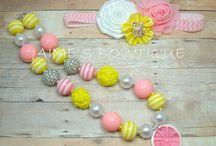Necklaces  / by Bridget Hamm