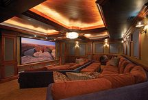 House - home theatre