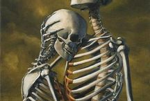 Skeletons / by Gladys Elizondo