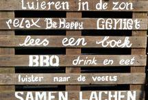Landgoedcamping Buiten / Bijzondere camping in Drenthe met glamping accommodaties / by Bijzonder Plekje