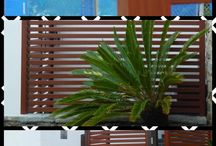 Privacy screens / Manufactured to suit your requirements