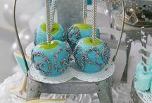 Tiffany & Co. Inspired Party | Bridal Shower | Baby Shower / Festa de Aniversário Chá de Cozinha Chá de Lingerie Chá de Bebê Inspirados na marca Tiffany & Co