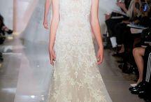 Wedding & bridal / Wedding dresses, bridal beauty looks and bridal fashion from the runways. / by Fashionising .com
