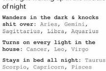 Taurus,Gemini...this is me
