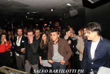 Theatre Party - 7 Dicembre 2013 / Al Teatro con la Commedia dell'Arte