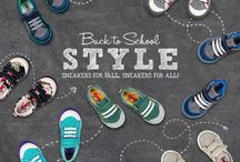Back to School Style / Fall styles for boys and girls. Outfits, apparel, shoes, and more!