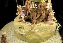 Cartoon Cake / Decorazioni di torte e dolci ispirate da cartoni animati e personaggi più amati dai nostri bambini. Una sorpresa perfetta per stupire grandi e piccini. Tutti gli strumenti per realizzarli su www.decorazionidolci.it