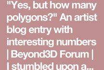 Polycount lists