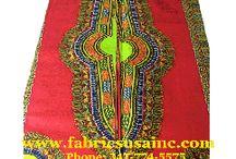 African Angelina Fabric/Dashiki Prints/Java Wax