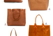 Leather Bags!