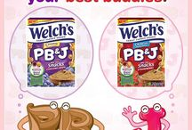 PB&J / We're made for each other!