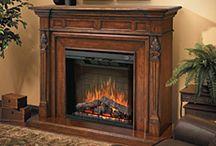 電気暖炉・薪ストーブ / 人気の電気暖炉や薪ストーブのご紹介です。カナダのDimplex社をはじめとした海外輸入の製品のラインナップ。