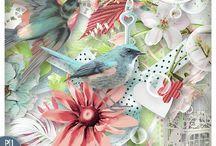Little birds by Pat's Scrap / http://digital-crea.fr/shop/index.php?main_page=index&cPath=155_489&zenid=f3f5dd363c40c1f8a6b0aaa5fc4f393a https://www.mymemories.com/store/designers/Pat's_Scrap http://www.digiscrapbooking.ch/shop/index.php?main_page=index&manufacturers_id=152