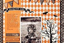 Scrapbook pages / by Julie Warnick