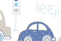 Babyzimmer blau