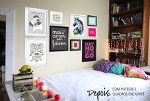 Decoração / Posts sobre decoração no blog Coisas de Diva