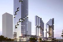 hoogbouw&stedebouw / architectuur
