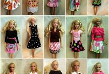 Barbie needs new clothes! / by Hilesca Hidalgo
