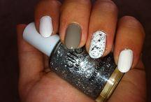 nails / nail art simple and beautiful