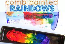 Kleur gebruiken: Inspiratiebord