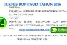 Download Juknis Penggunaan Dana BOP PAUD