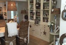 Riviera Maison♡ cabinets♡ / Verschillende kasten van RM