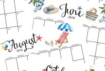 Calendar & Journal ideas
