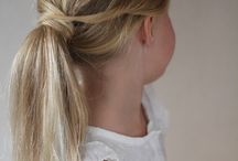 Styles for Long Haired Kids