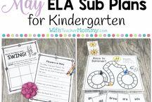 Kindergarten / Kindergarten ideas, freebies and resources!