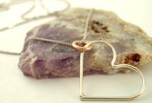 Necklaces / by Stephanie Wiemann