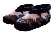 тапочки носки крючок