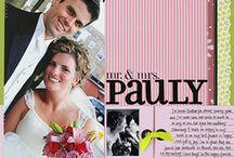 Wedding Scrapbook / by Skylar McGivaren