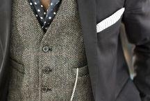 Waistcoats / by Nigel Mansfield