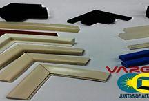 Vargort 2015 / Vargort Juntas de Alta precisión de cauchos y siliconas