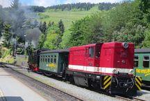 Treinen / Veelal stoomlocomotieven afkomstig van de Facebookpagina van museum spoor / museumsbahn / museum railway, most of all steamlocomotives of the facebookpage of museum spoor / museumsbahn / museum railway