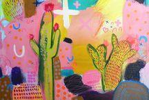 My Work: Series - Cacti