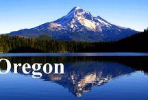 Oregon Community Scene