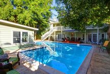 Diplomat / An amazing 4 Bedroom 3 Bathroom rental home in the Historic District of Savannah. It even has a pool!