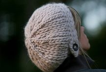 knit & purl / knitting and crocheting tutorials and patterns / by Abigail Mae