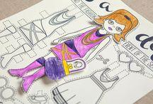 Fashion Party / by Abbey Malcolm Letterpress + Design