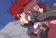 Daisuke & Riku