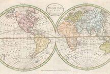 Mapy xviii wiek